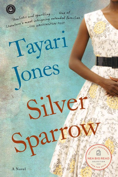 Silver Sparrow book cover