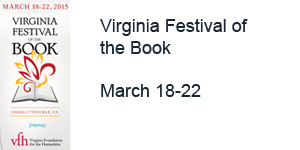 Virginia Festival of the Book.