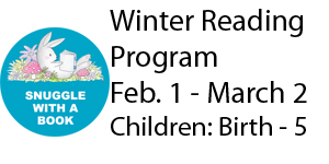 winter reading program.